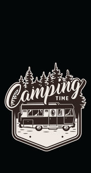 Camping Time iPhone 11 Pro Case
