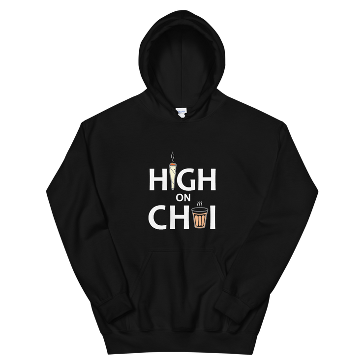 High On Chai Hoodie