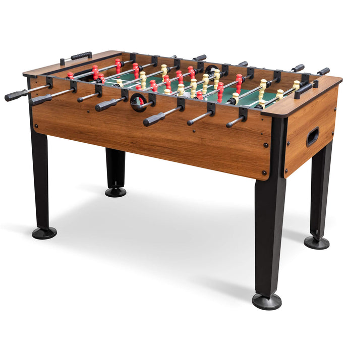 EastPoint Sports Official Competition Size Foosball Table for Multiplayer Indoor Play - Includes Two Foosballs 54