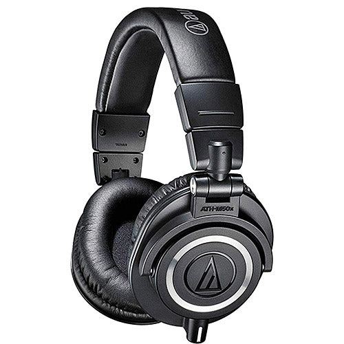 Audio-Technica ATH-M50x Studio Monitor Headphones
