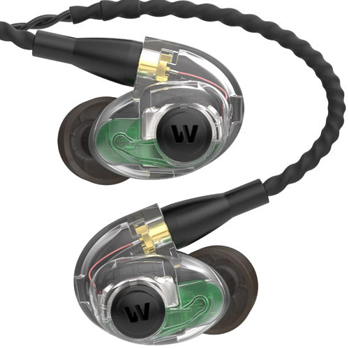Westone AM Pro 30 Triple-Driver In-Ear Monitor Headphones (Clear)