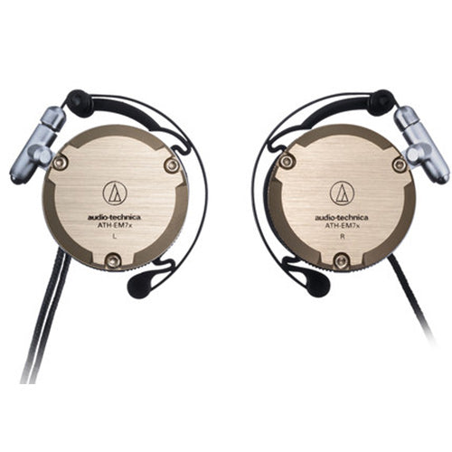 Audio-Technica ATH-EM7x Aluminum Ear Fit Headphone