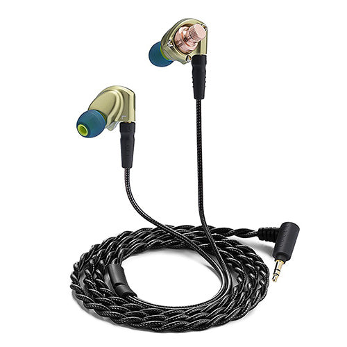 Acoustune HS1503AL Myrinx driver in-ear monitor headphones (Green)