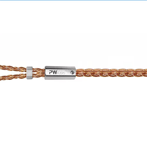 PW Audio Anniversary series No.5 headphone cable (8 Wire)
