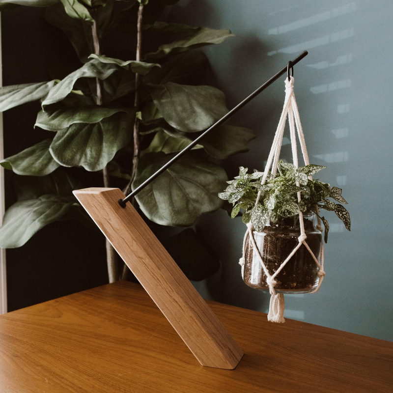 Cherry Pendulum Planter