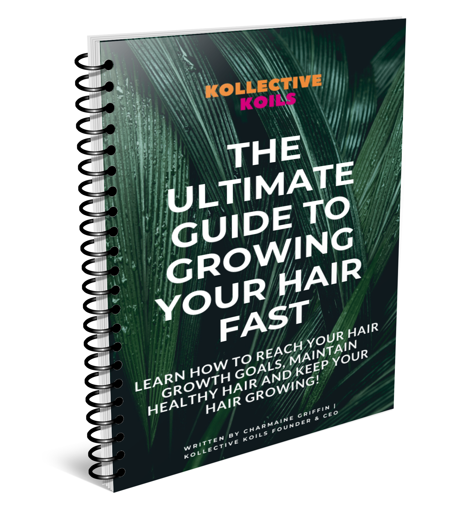 E-Book: The Ultimate Guide To Growing Your Hair Fast - Shop Kollective Koils