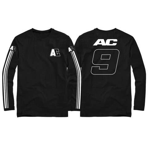 Adam Cianciarulo AC9 Long Sleeve - Black
