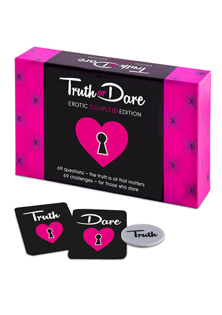 Truth/Dare Erotic Couples - ENG