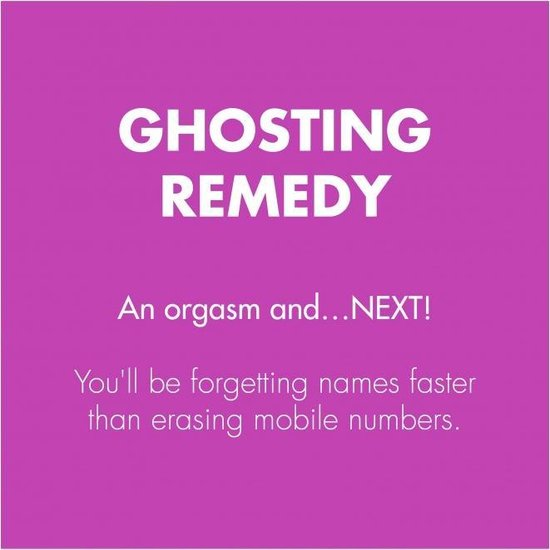 Clitoral Balm - Ghosting Remedy
