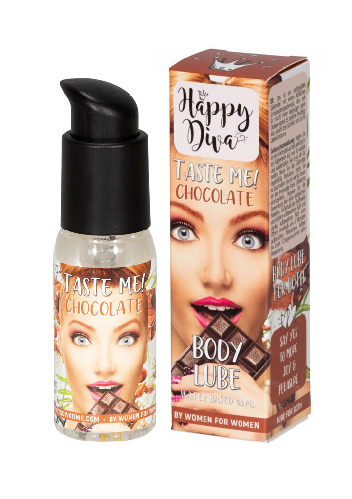 Taste Me Body Chocolate - Lube 50ml