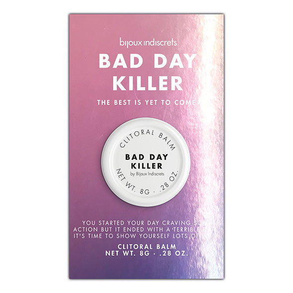 Clitoral Balm - Bad Day Killer