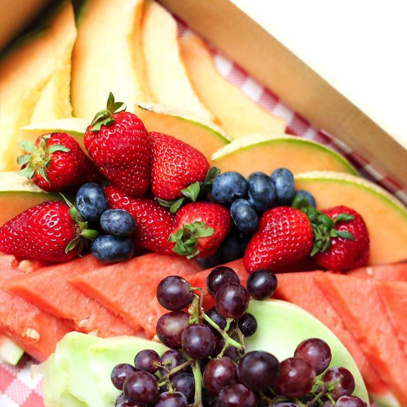 Cut Fruit Platter