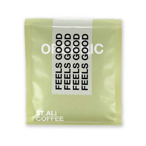 St. Ali Feels Good Organic Espresso Blend (250g bag)