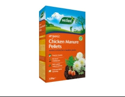 Chicken Manure Pellets - 2.8kg