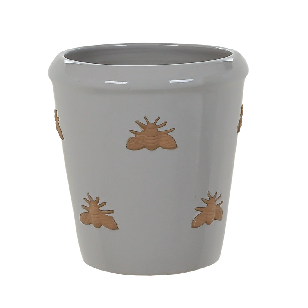 Bumble Pot 2 - Lilac Grey