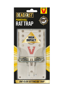 Dead Fast Power Kill Rat Trap