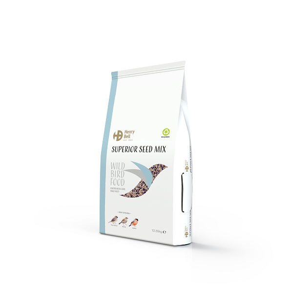 Superior Seed Mix - 12.55kg
