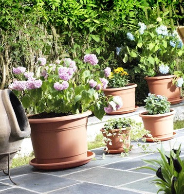 Milano Planter - Terracotta
