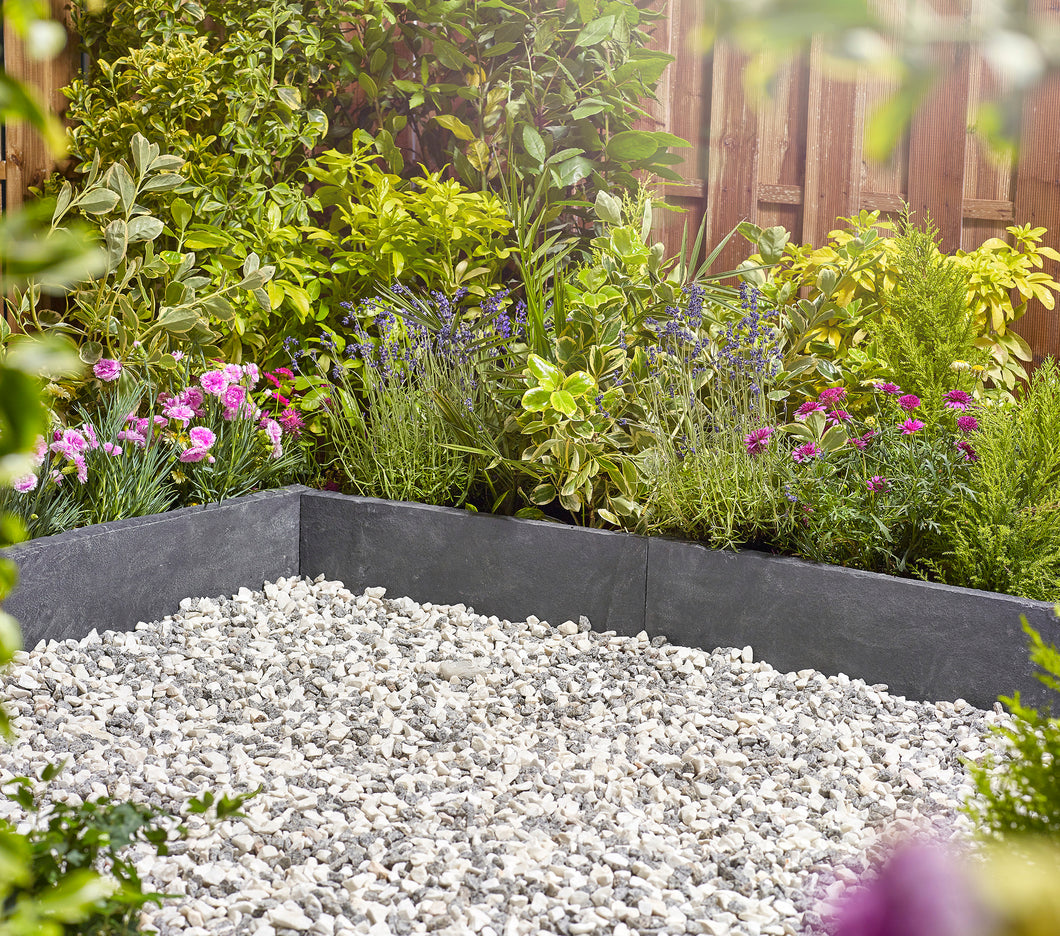 Natural Stone Edging - Charcoal
