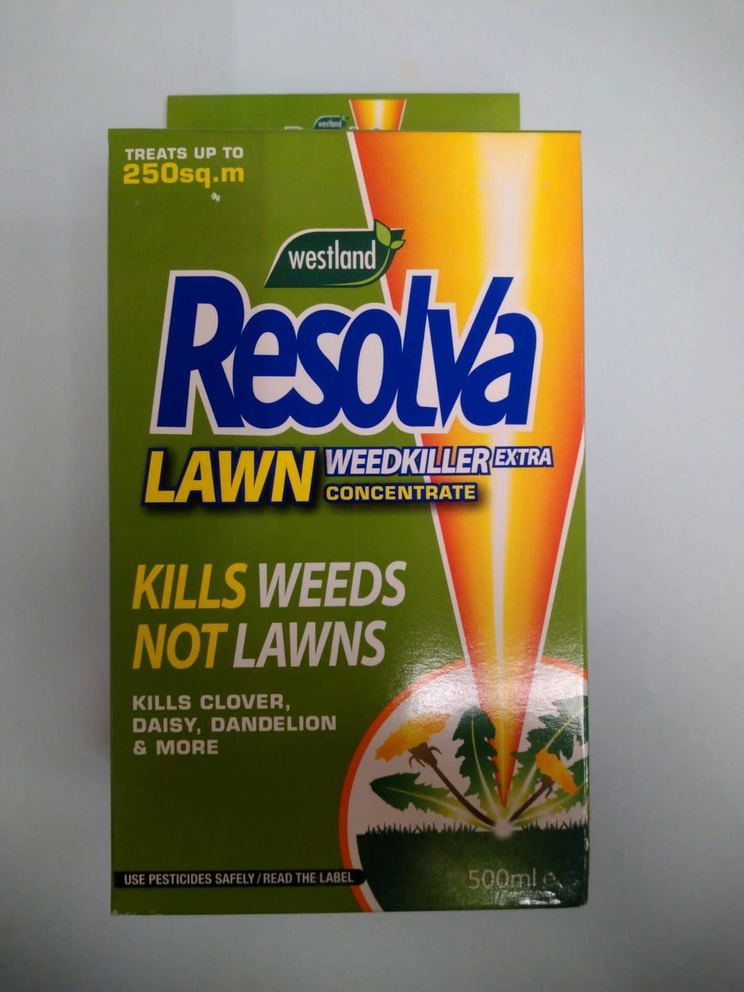 Resolva Lawn Weed Killer Concentrate 500ml
