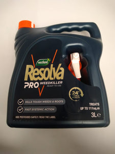 Resolva Pro Weedkiller Ready-to-use 3l