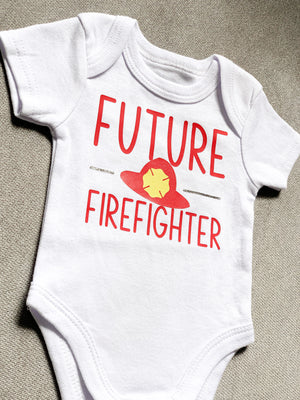 Open image in slideshow, CUSTOM BABY SINGLET ONESIE
