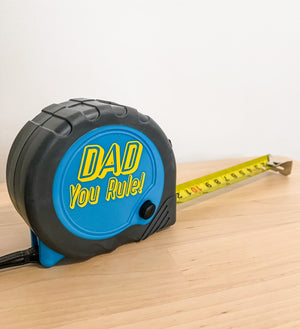 Open image in slideshow, CUSTOM TAPE MEASURE