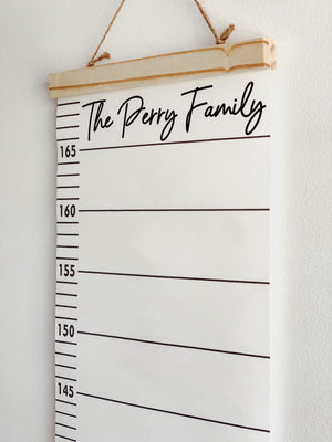 Open image in slideshow, CHILDREN'S CUSTOMISED GROWTH CHART