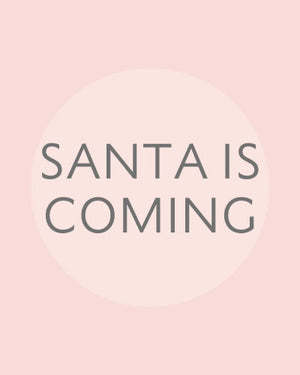 Open image in slideshow, SANTA IS COMING! SOON!