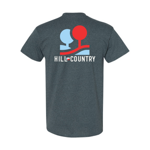 Hill Country Red - Myneckofthewoods