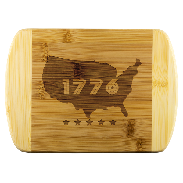 1776 Cutting Board - Myneckofthewoods