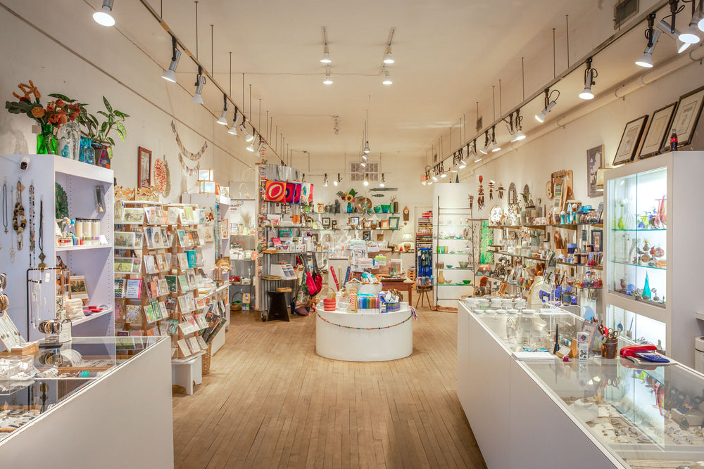 Artifacts Gallery is a curated collection of handmade goods, artful objects, and unique gifts.