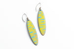 Spear Enamel Earring - Julie Shaw