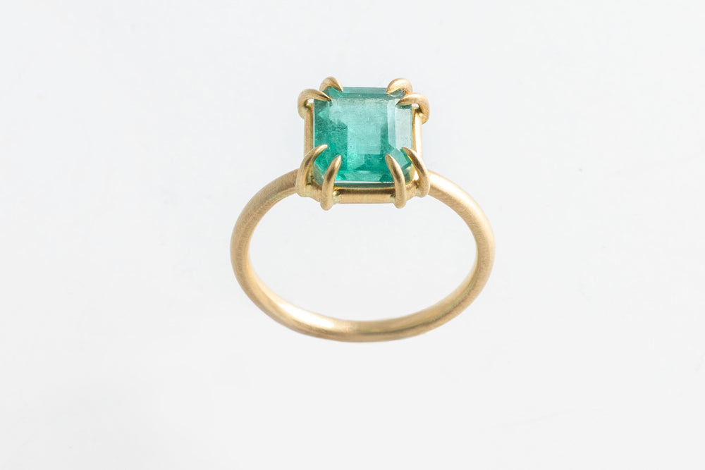 Load image into Gallery viewer, Emerald Ring - Hannah Blount