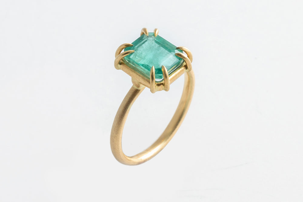 Emerald Ring - Hannah Blount