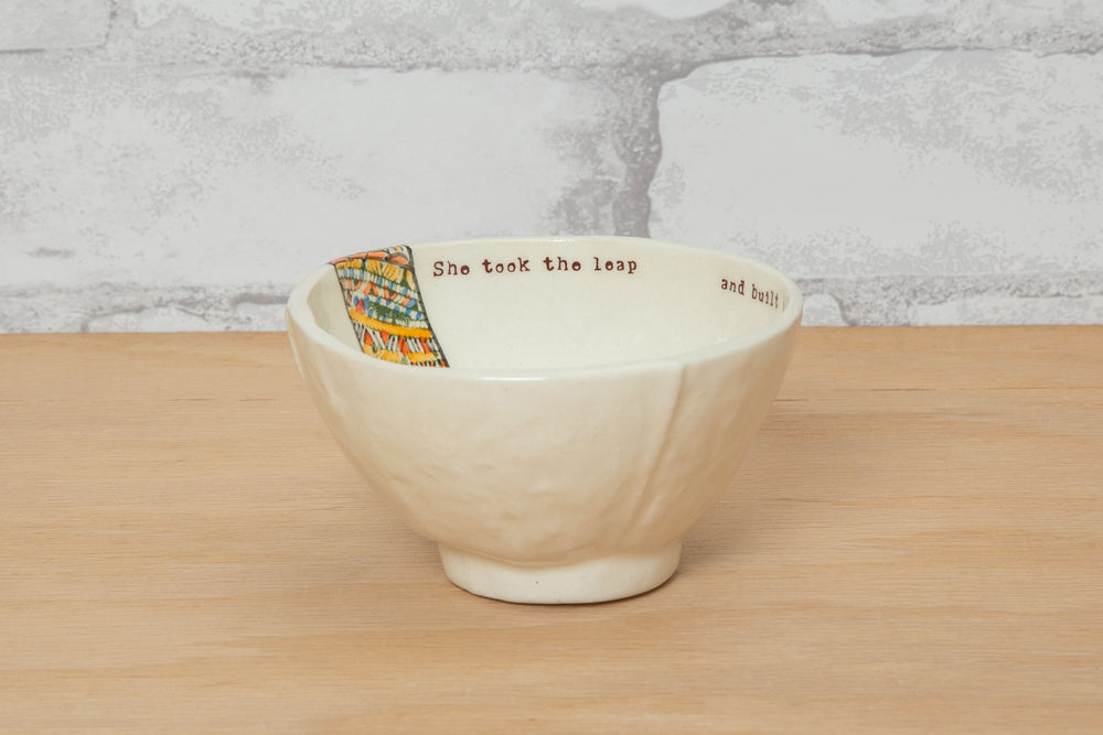 Load image into Gallery viewer, Mini Coconut Bowl - Ruchi Gupta