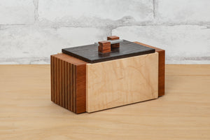 Architectural Ring Box - Raymond Bock