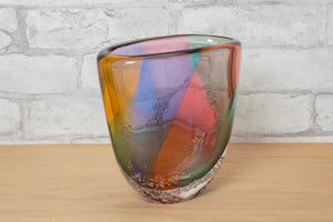 Load image into Gallery viewer, Wide Mouth Vase - Buzz Blodgett