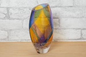 Load image into Gallery viewer, Angled Mouth Vase - Buzz Blodgett