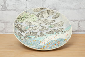 Load image into Gallery viewer, Low Bowl/Platter - Ruchi Gupta