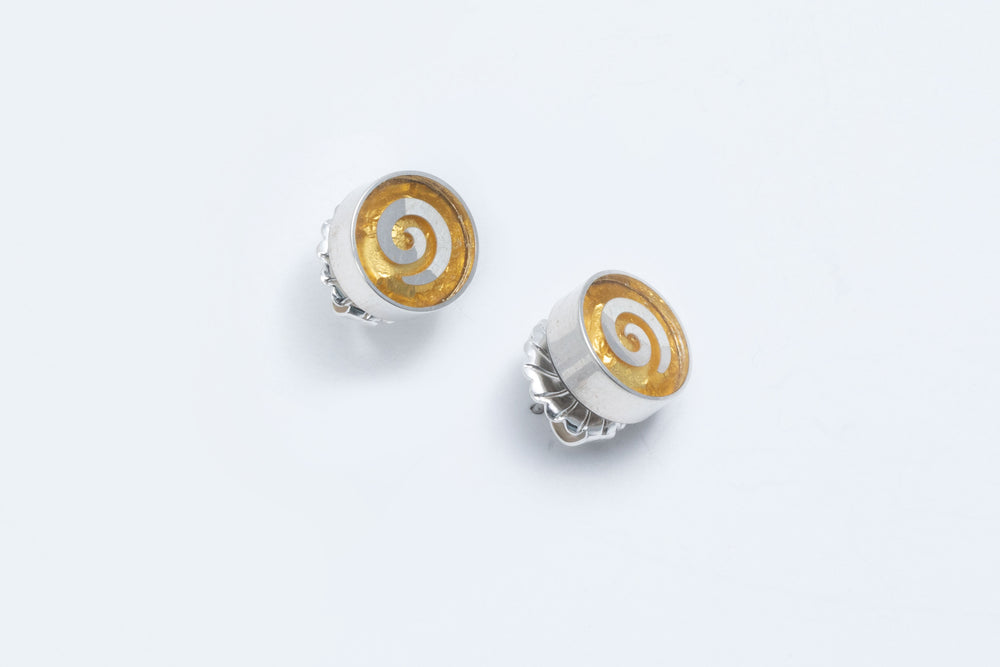 Contemporary Post Earrings - Victoria Varge