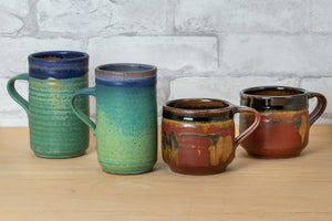 Load image into Gallery viewer, Stoneware Mugs - Maishe Dickman