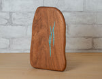Natural Wood Cutting Board - Treestump WoodCrafts