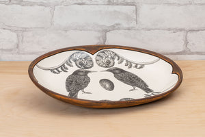Starling & Fern Platter - Laura Zindel Design