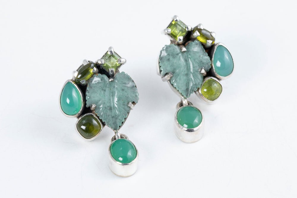 Cluster Post Earrings - Amy Kahn Russell
