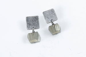 Modern Post Earrings - Heather Guidero