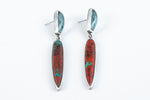 Sonoran Sunrise Earrings - Terri Logan Studio