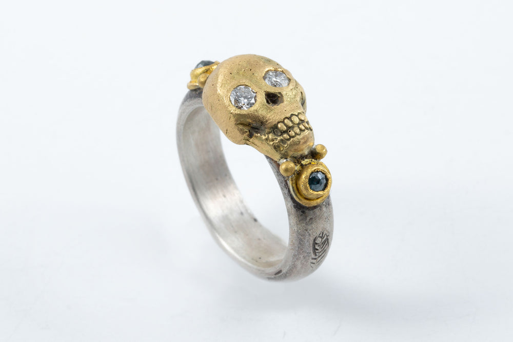 Load image into Gallery viewer, Skull Ring - Melinda Risk