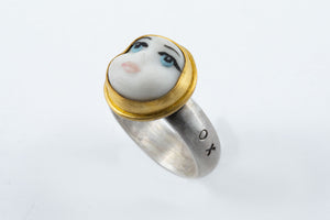 Doll Face Ring - Melinda Risk