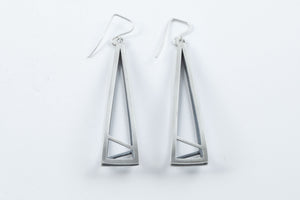 Architectural Shapes Earrings - Emily Shaffer